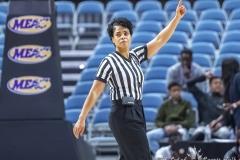 Tuesday, March 12, 2019Meac  Basketball tournamentDel. state women vs Nccu