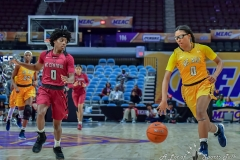 Tuesday, March 12, 2019Meac  Basketball tournamentDel. state women vs Nccu