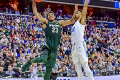 Sunday, March 31, 2019Elite Eight TournamentDuke vs Michigan Stategame time 5:05 pm