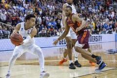 Friday, March 29, 2019 NCAA Division 1 mens sweet 16 Duke vs Virginia Tech @ 930pm