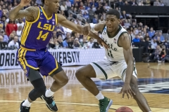Friday, March 29, 2019 NCAA Division 1 mens sweet 16 Michigan State vs LSU @ 7pm