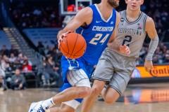 Wednesday, January 15, 2020Creighton vs Georgetown men Basketball