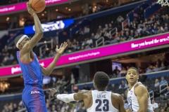 Wednesday, February 27, 2019 big east basketball Georgetown vs DePaul