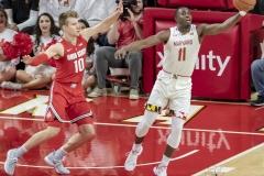 Saturday February 23, 2019 NCAA Ohio State v. Maryland