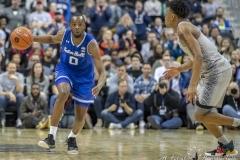 Saturday, March 2, 2019 Big East basketball — Georgetown vs Seton Hall