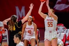 #9 Maryland vs. IowaFeb.23, 2021covid -19 game