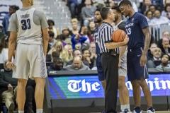 Thursday 31 January  2019; Georgetown Men's Basketball vs. Xavier