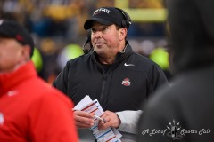 ANN ARBOR, MICHIGAN - NOVEMBER 30: A college football game between the Michigan Wolverines and the Ohio State Buckeyes at Michigan Stadium on November 30, 2019 in Ann Arbor, MI. (Photo by Aaron J. Thornton/A Lot of Sports Talk)