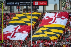 mmaryland home opener 2018 vs temple owls