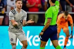 Sunday, August 8, 2021MLS, United vs. MontrealCovid -19