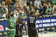 Wednesday, December 12, 2018NBA sportsBoston Celtics vs Washington Wizards
