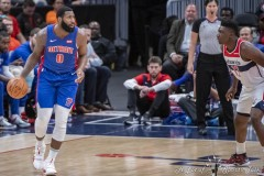 Monday, Nov. 4, 2019Pistons vs Wizards