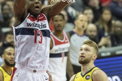 Saturday February 23, 2019NBA, washington wizards vs indiana pacers