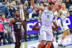 Washington Wizards vs Milwaukee Bucks