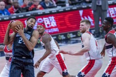 December 3, 2019 Washington Wizards vs Orlando Magic basketball game