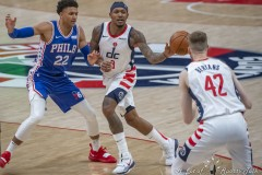 December 5, 2019 Washington Wizards vs Philadelphia 76ers