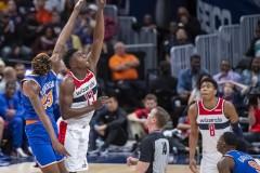 October 8, 2019washington wizards plays new york knicksin newly renovated arena