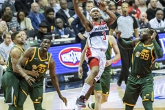 Monday, March 18, 2019NBA  Basketball AssociationUtah Jazz vs Washington Wizards