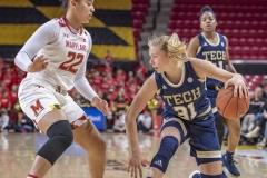 Thursday, November 29,2018Maryland vs Georgia Tech Women's Basketball