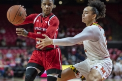 Monday, December 31, 2018 Maryland women's basketball conference game vs rutgers
