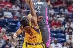Sunday August 18 ,2019washington Mystics (19-7) vs Indiana Fever (9-16)