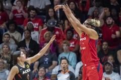 Tuesday, Sept.19 2019WNBA Playoff game #2Washington Mystics vs Las Vegas Aces