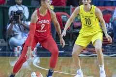wed. sept. 12, 2018,  washington mystics vs storm