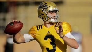 Josh Rosen of UCLA (Lawrence K. Ho/LA Times)