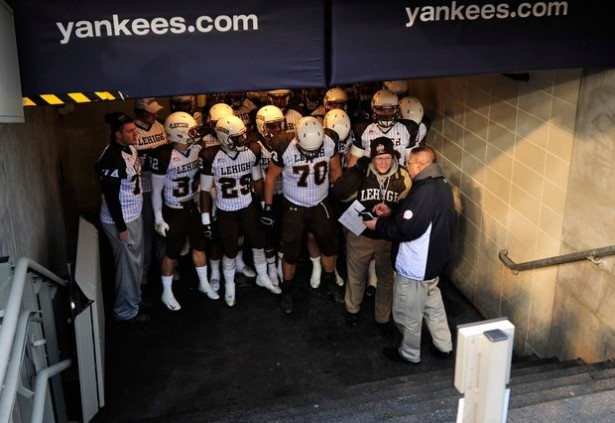 After playing last season's game at Yankee Stadium, Lehigh returns to Bethlehem, PA to renew its rivalry with Lafayette. (Chris Post/lehighvalleylive.com)