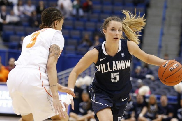 Led by guard Caroline Coyer, the Villanova Wildcats have won at least 21 games in each of the past three seasons. (USA Today Sports)