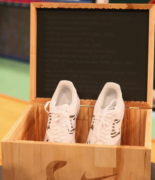 A Shoe-In