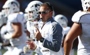 Fourth-year head coach P.J. Fleck has led Western Michigan to its first 7-0 start since 1941. (Michael Hickey/Getty Images)