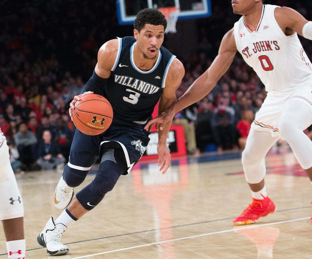 No. 1 Villanova: The national Player of the Year
