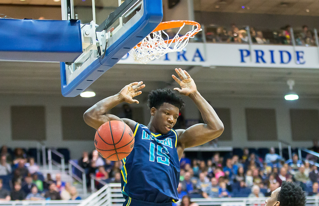 No. 12 UNC Wilmington: He Doesn't Miss!
