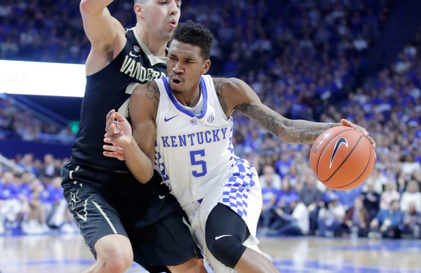 No. 2 Kentucky