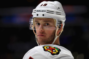 Even with three Stanley Cups in the last seven years, can Jonathan Toews and the Blackhawks withstand another grueling spring to lift the Cup once again? (Getty)