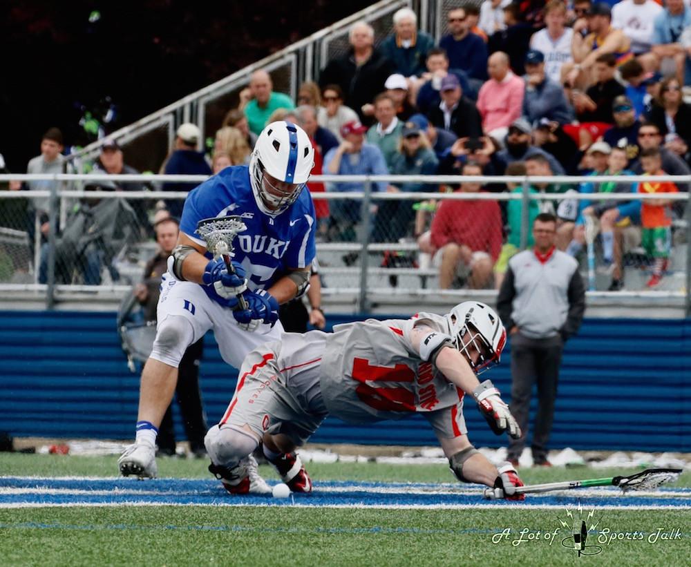 2017 NCAA D1 Lacrosse Quarterfinals (Hempstead, NY)