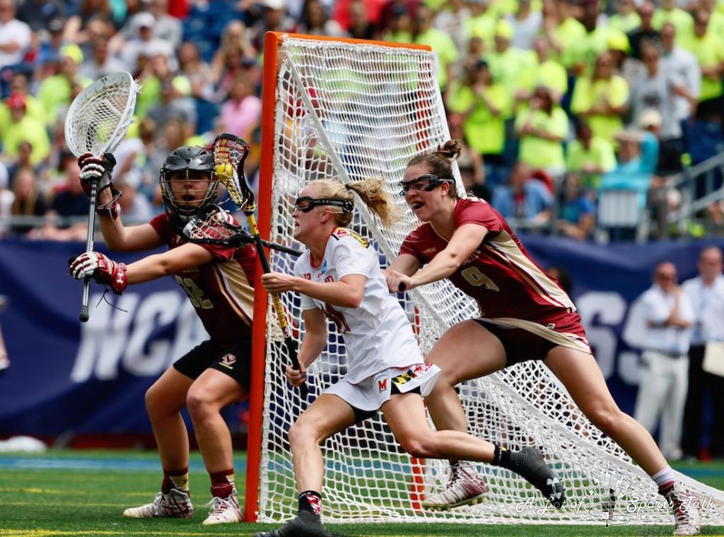 2017 NCAA D1 Women's Lacrosse Final