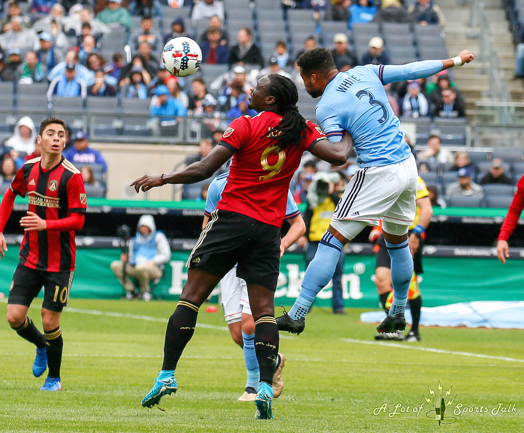MLS: NYCFC vs. Atlanta United FC (05.07.17)