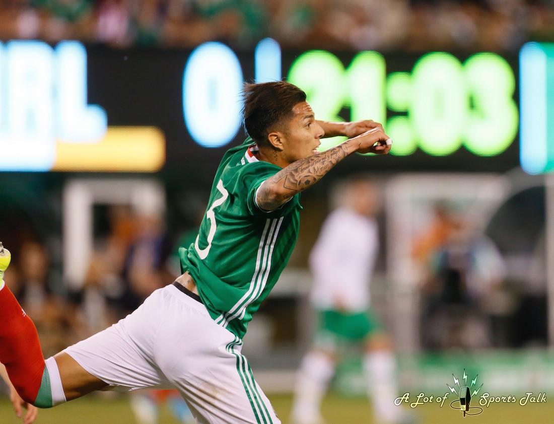 International Friendly: Mexico vs. Ireland (06.01.17)