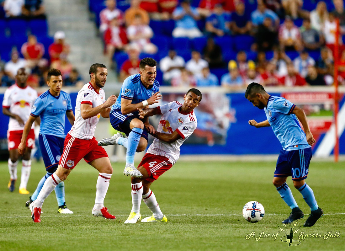 2017 US Open Cup, 4th Round: New York Red Bulls vs. New York City FC