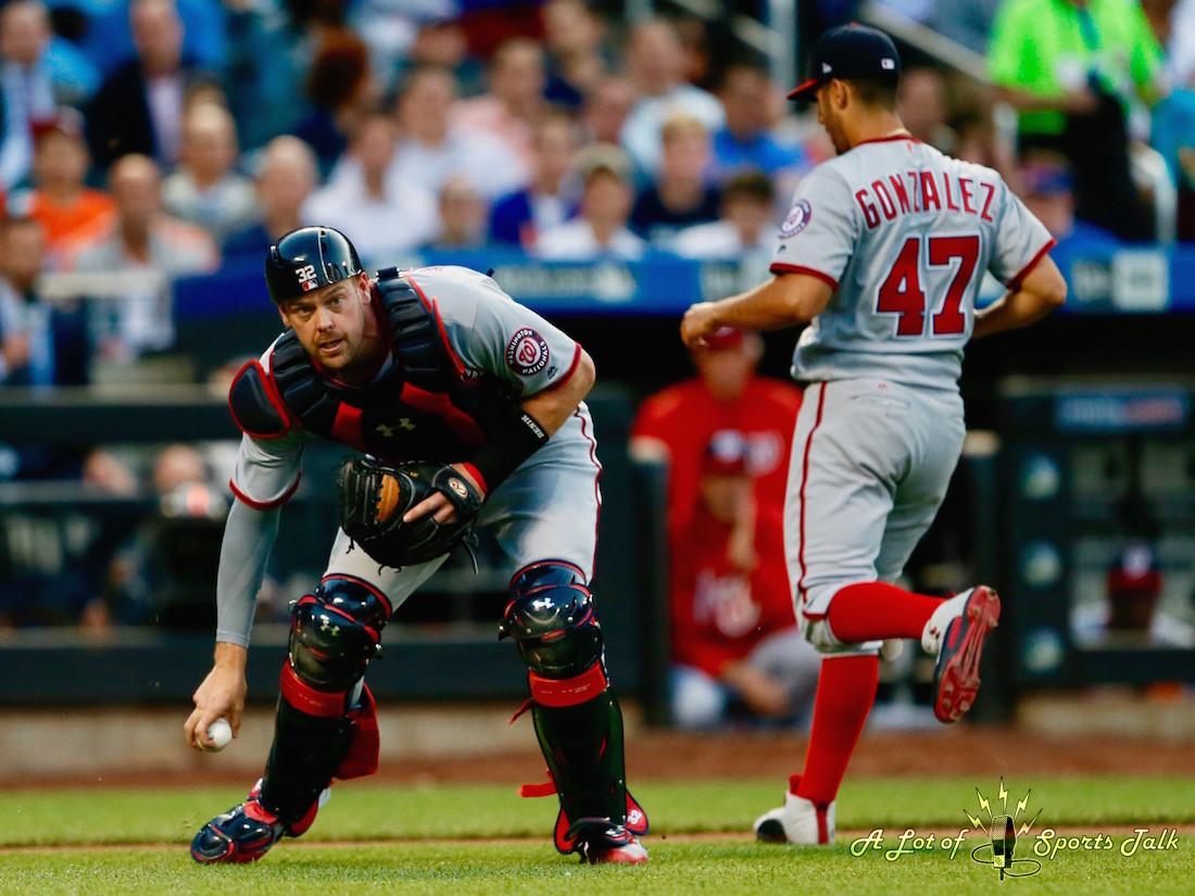 MLB: Washington Nationals at New York Mets (06.15.17)
