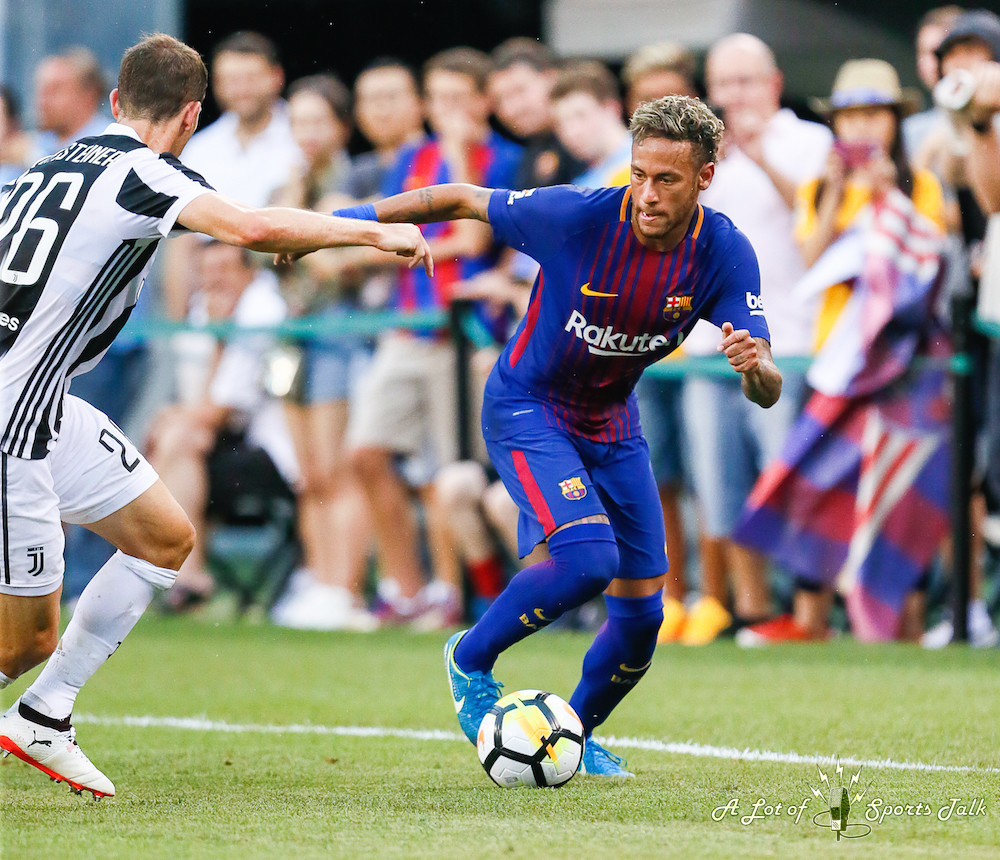 FC Barcelona vs. Juventus FC (International Champions Cup, 07.22.17)