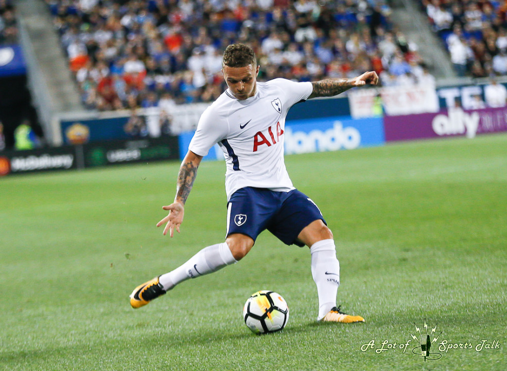 Tottenham Hotspur vs. A.S. Roma (International Champions Cup, 07.25.17)