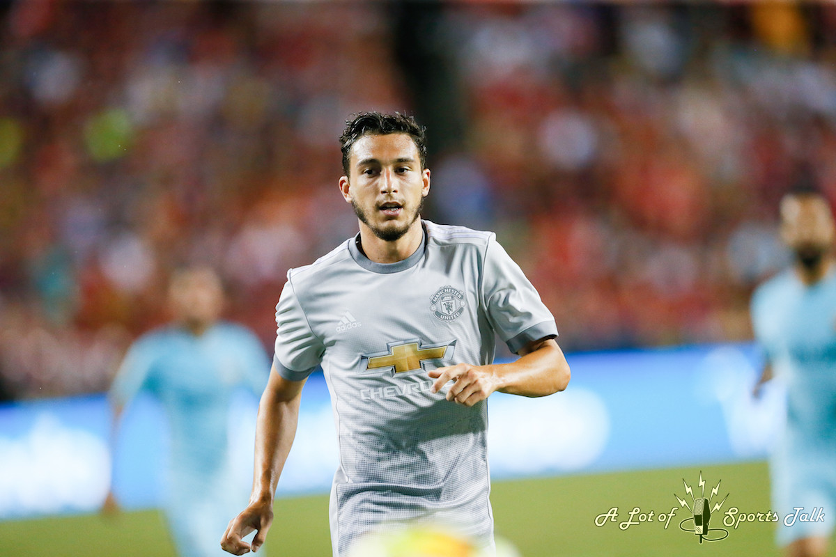 Manchester United FC vs. FC Barcelona (International Champions Cup, 07.26.17)