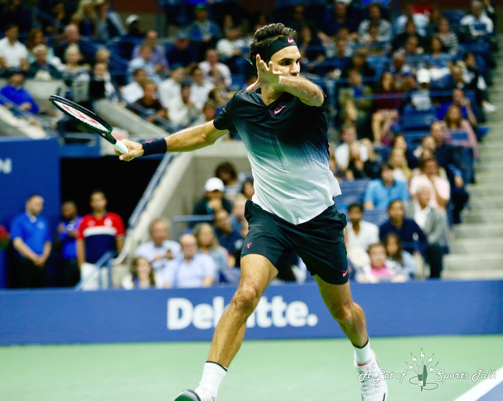 Tennis: 2017 US Open, Day 2