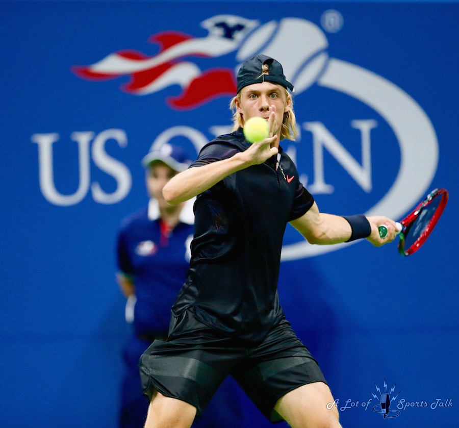 Tennis: 2017 US Open, Day 3