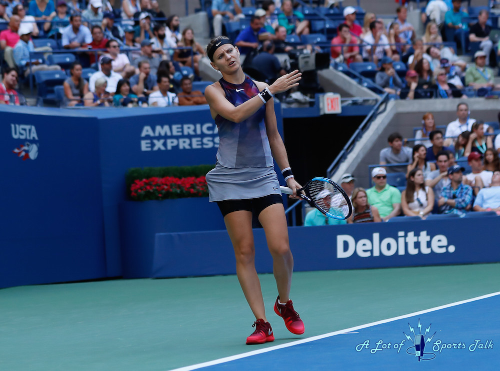 Tennis: 2017 US Open, Day 8