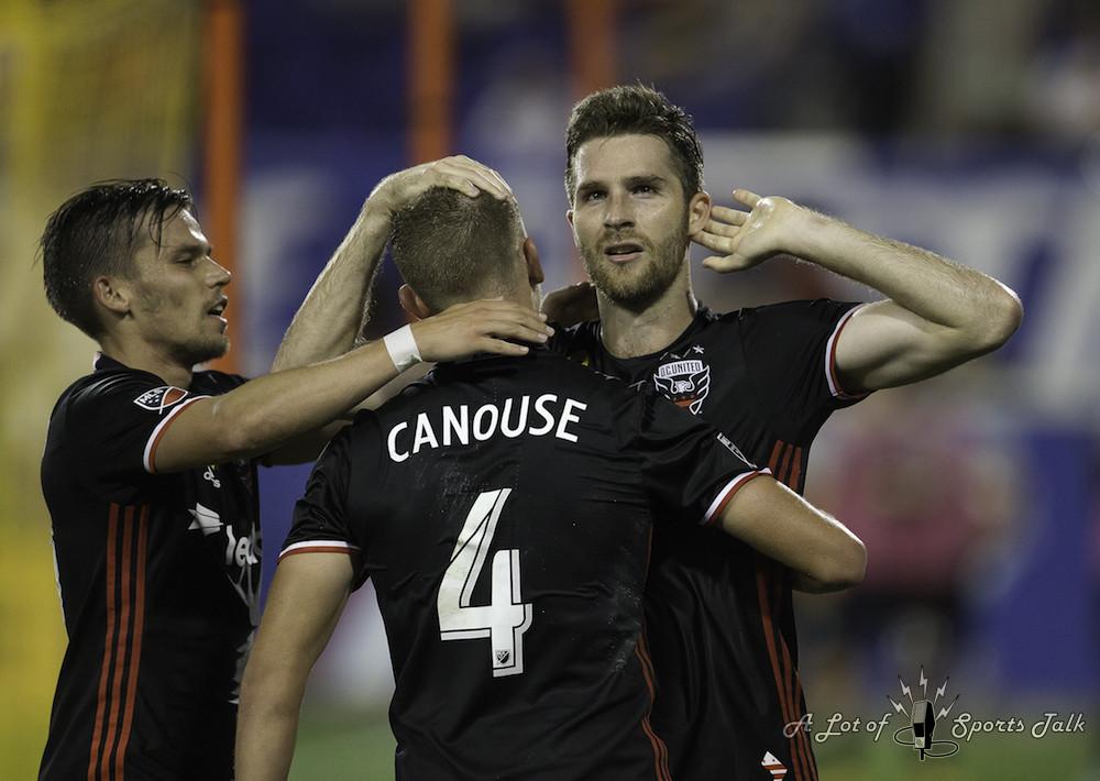 MLS: New York Red Bulls vs. DC United (09.27.17)