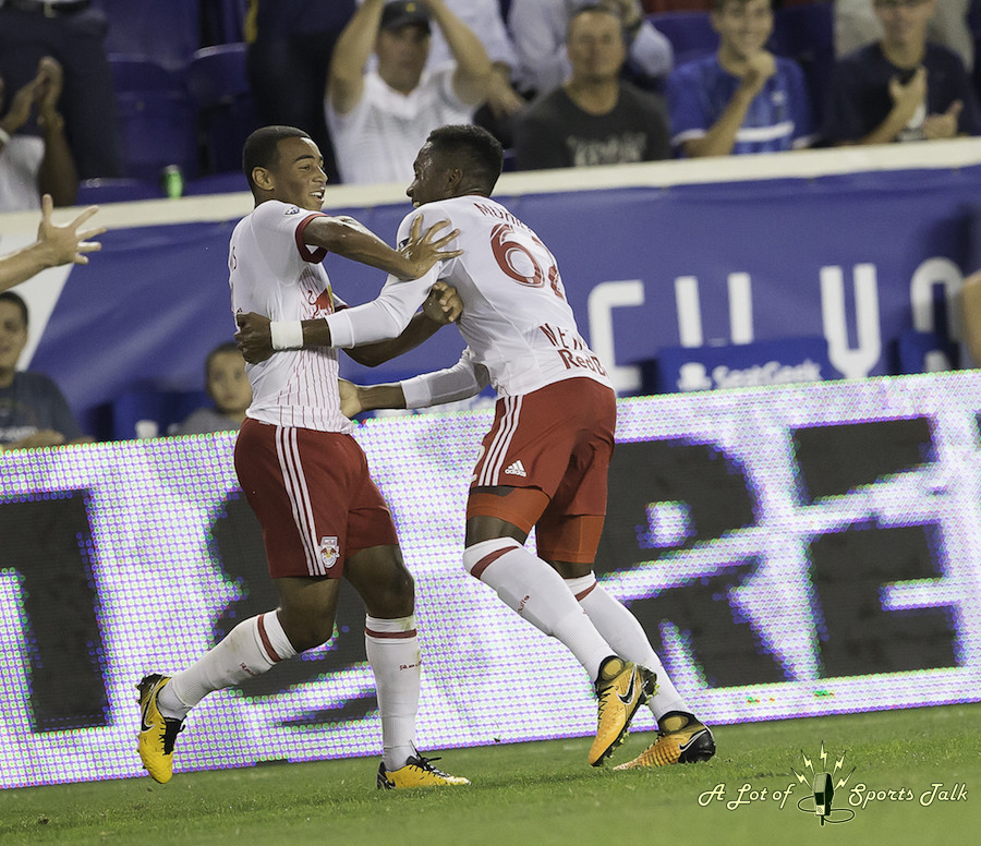 MLS: New York Red Bulls vs. D.C. United (09.27.17)